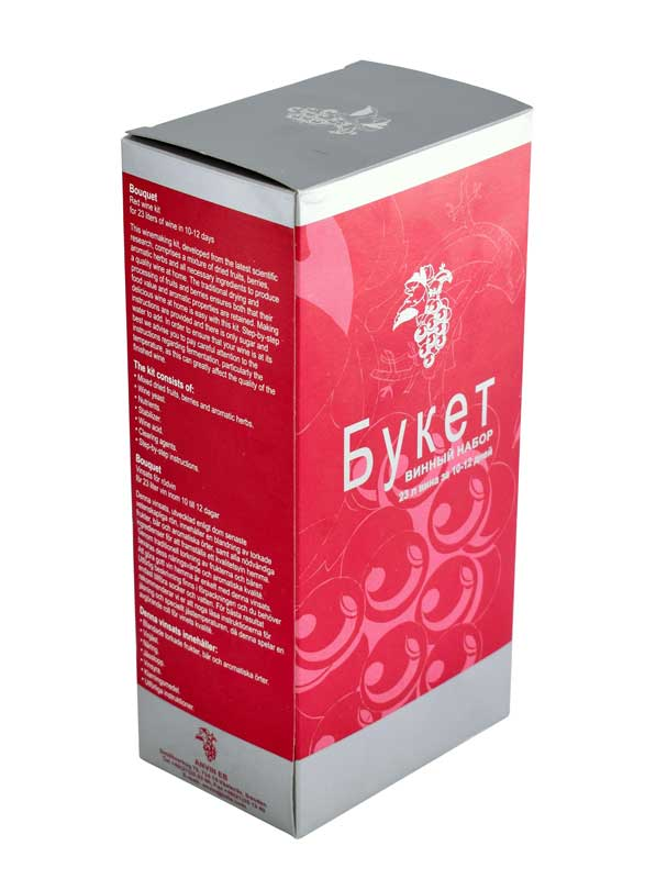 Купить Винный набор БОРДО на 23 л в Новокузнецке, заказать по цене 1100 рублей в интернет-магазине Колба