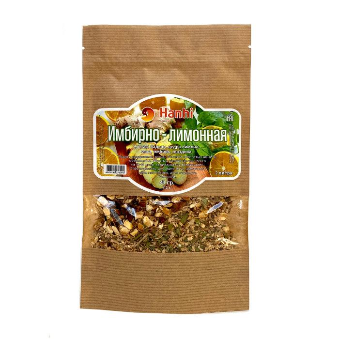 Купить Набор трав и специй Имбирно-лимонная в Москве, заказать по цене 159 рублей в интернет-магазине Колба