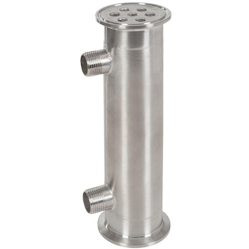 Купить Дефлегматор 2 дюйма (7 трубок по 12 мм)* в Калининграде, заказать по цене 3190 рублей в интернет-магазине Колба