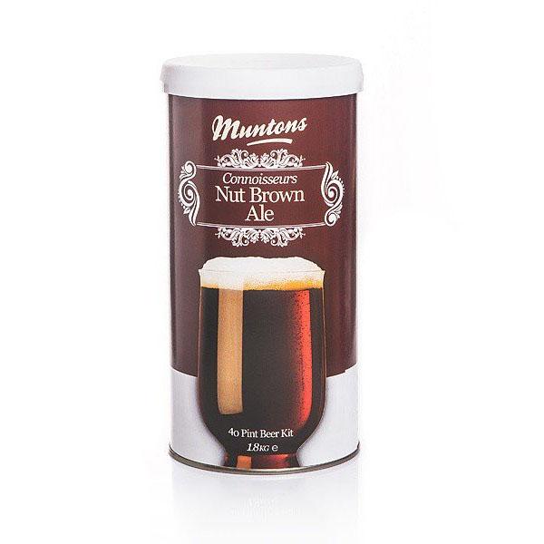 Купить Экстракт солодовый MUNTONS Nut Brown Ale в Твери, заказать по цене 2140 рублей в интернет-магазине Колба